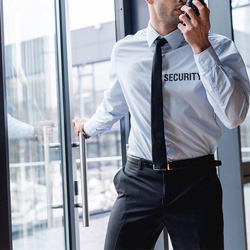 Personal de seguridad