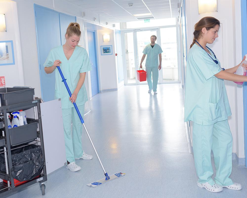 Higiene en hospital